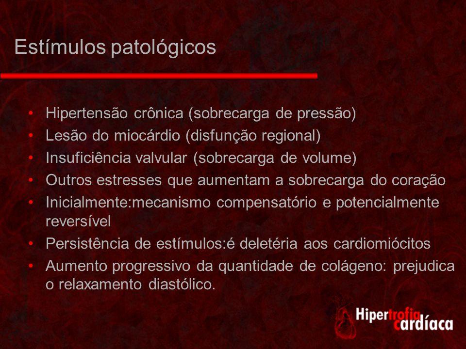 Estímulos patológicos