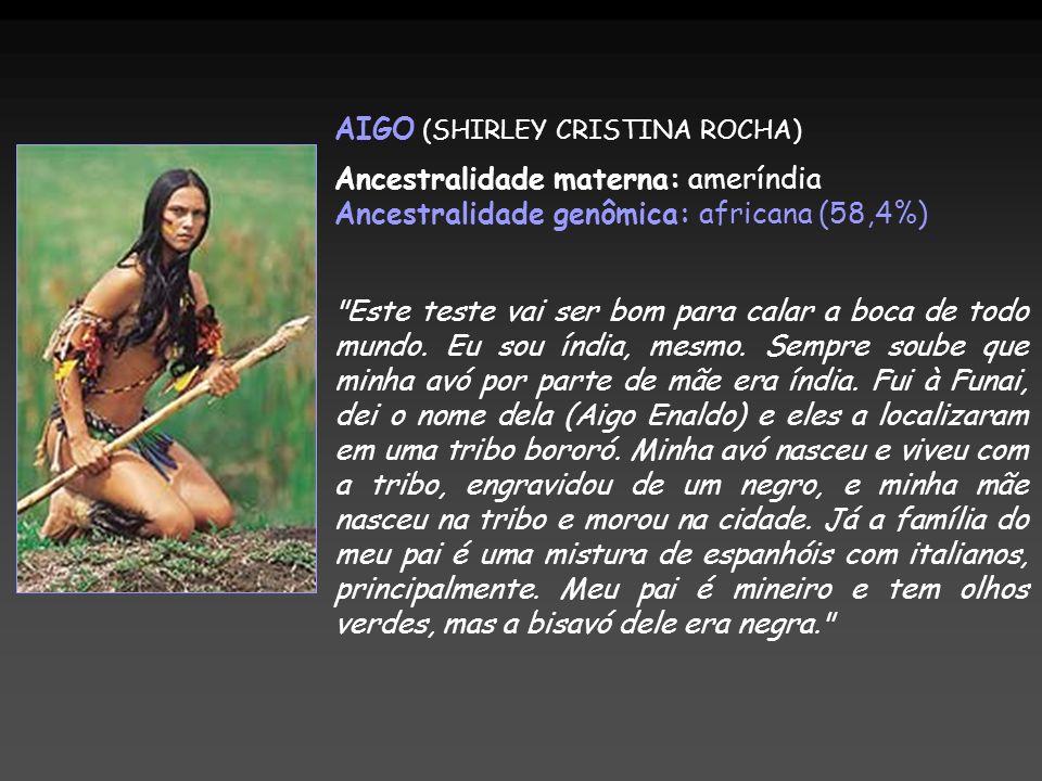 AIGO (SHIRLEY CRISTINA ROCHA)