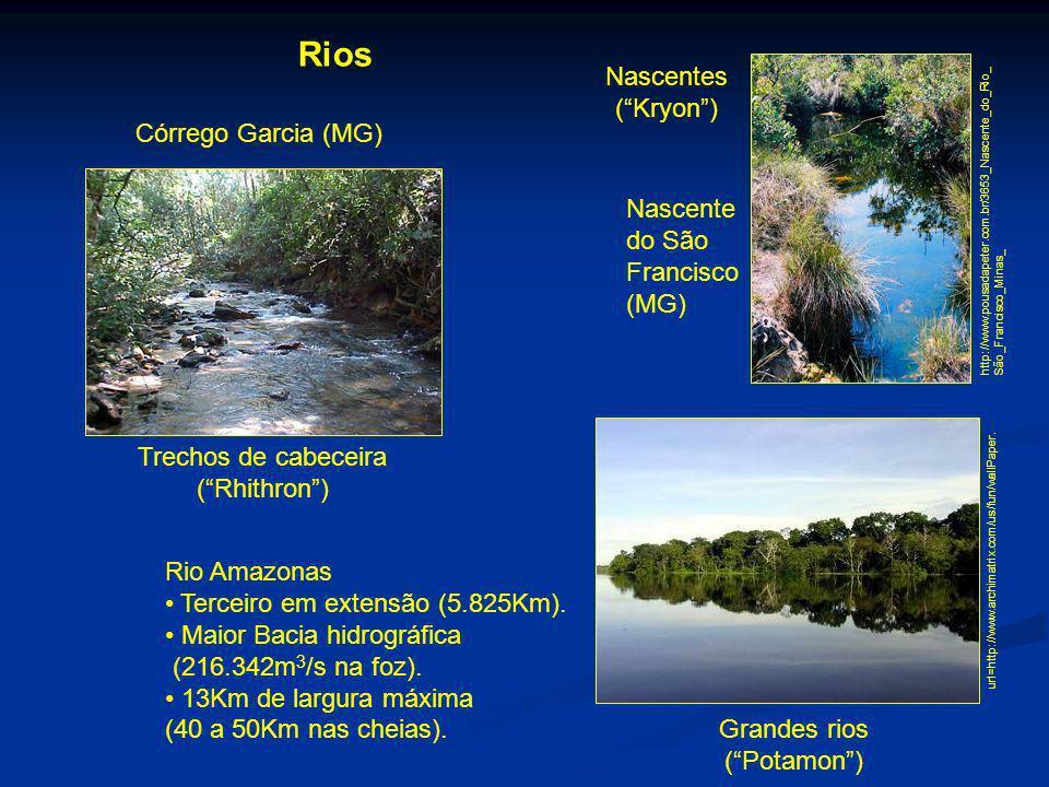 Rios Nascentes ( Kryon ) Córrego Garcia (MG)