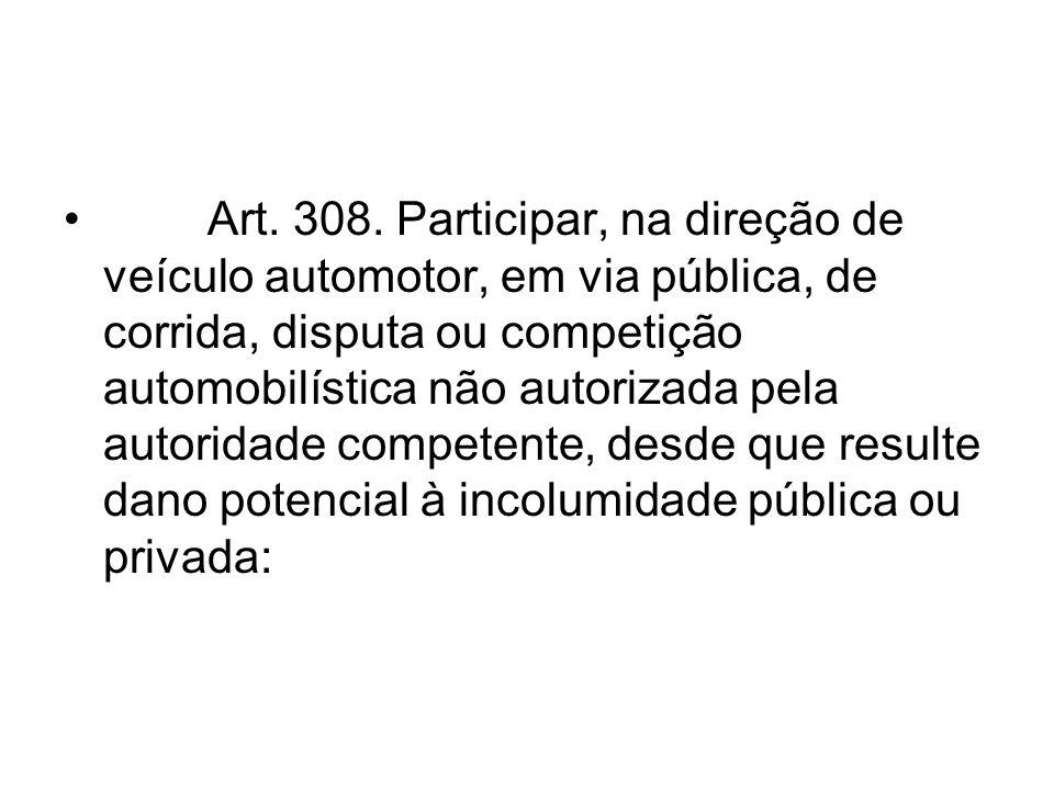 Art. 308.