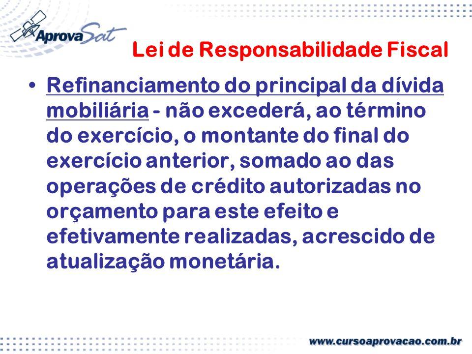 Lei de Responsabilidade Fiscal