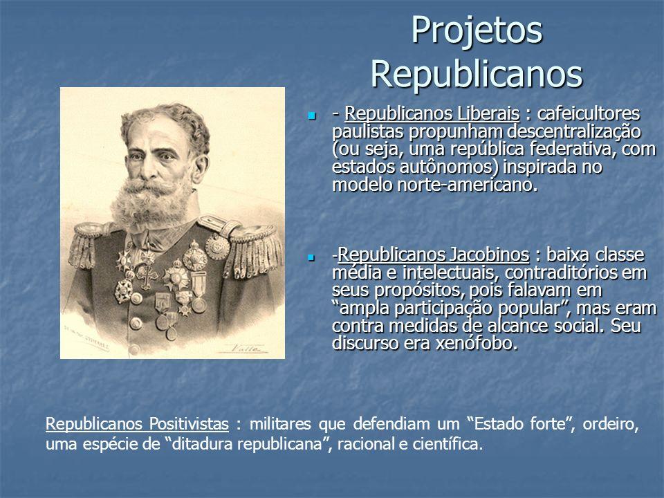 Projetos Republicanos