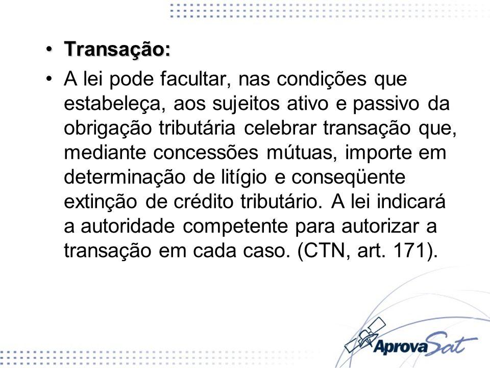 Transação: