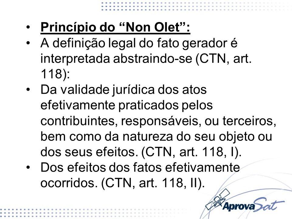 Princípio do Non Olet :