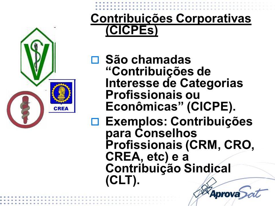 Contribuições Corporativas (CICPEs)