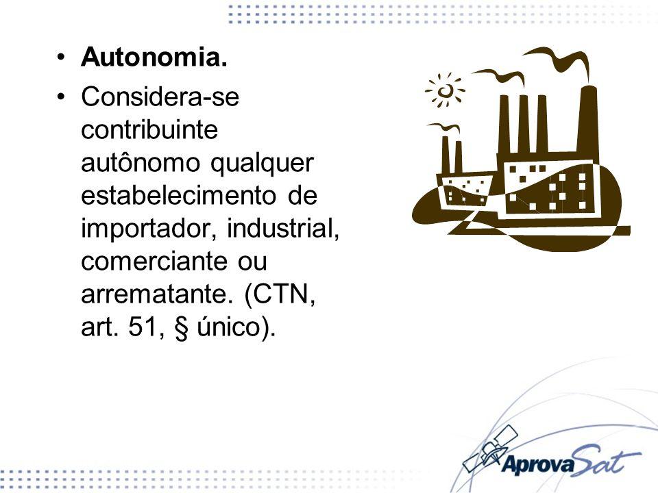 Autonomia.