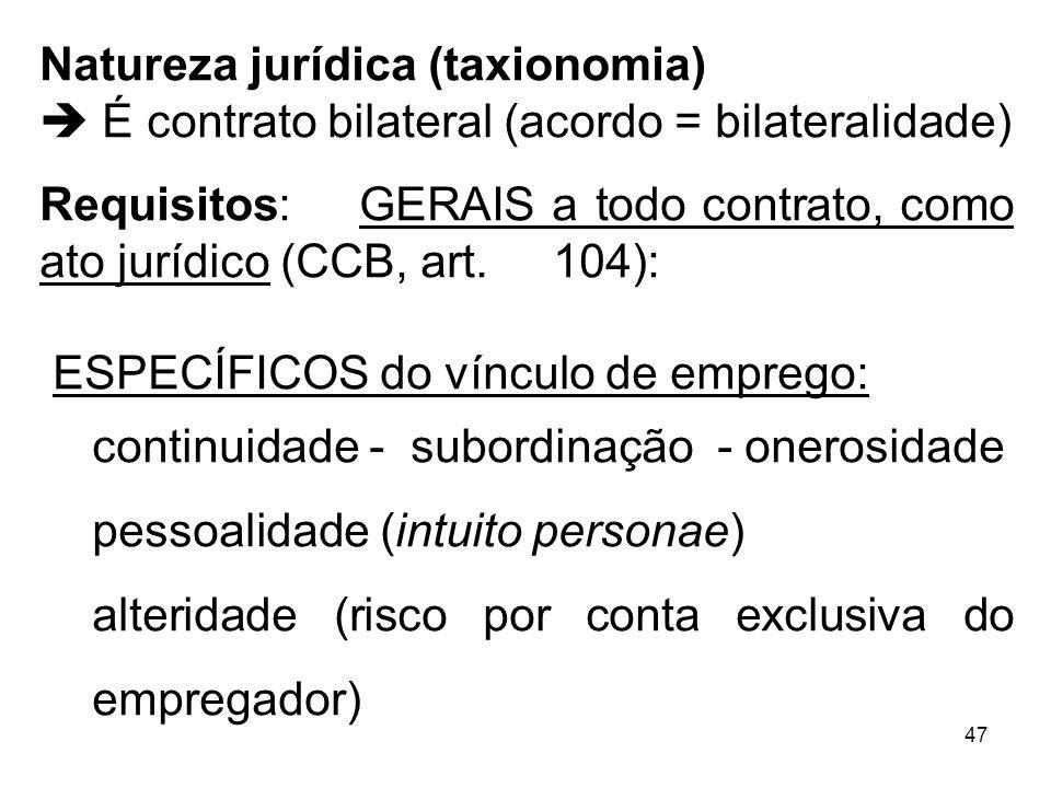 Natureza jurídica (taxionomia)