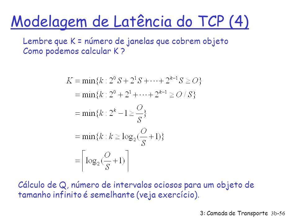 Modelagem de Latência do TCP (4)