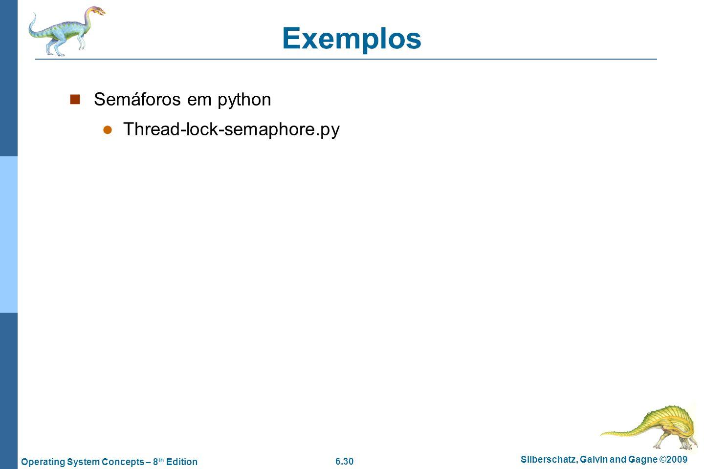 Exemplos Semáforos em python Thread-lock-semaphore.py