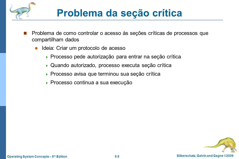 Problema da seção crítica