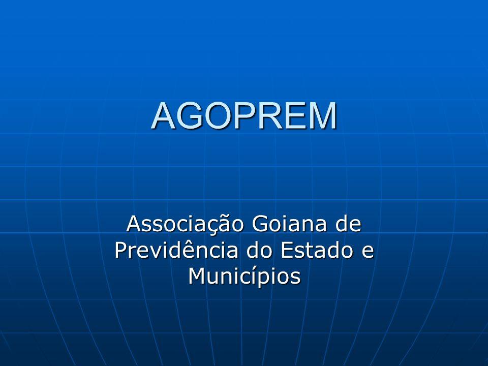 Associação Goiana de Previdência do Estado e Municípios