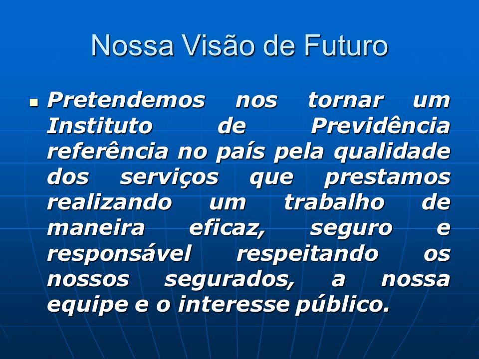 Nossa Visão de Futuro