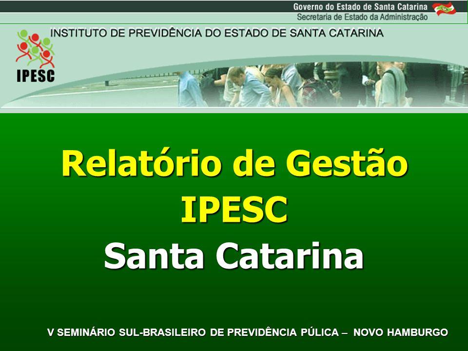 Relatório de Gestão IPESC