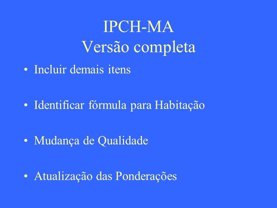 IPCH-MA Versão completa