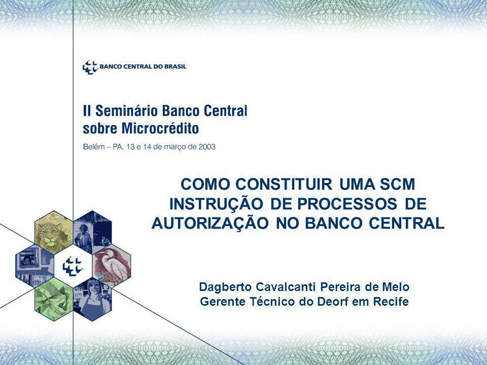 Dagberto Cavalcanti Pereira de Melo Gerente Técnico do Deorf em Recife
