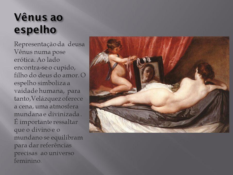 Vênus ao espelho