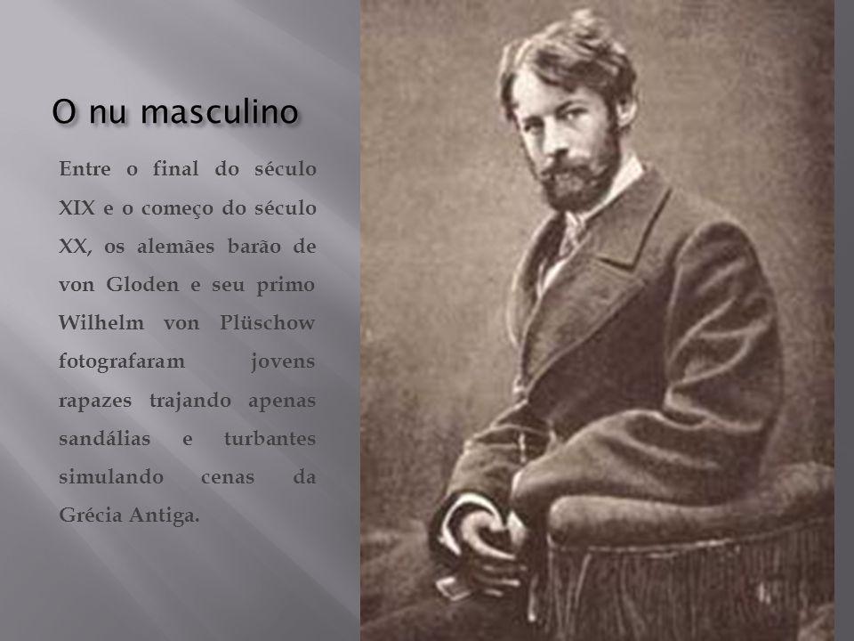 O nu masculino