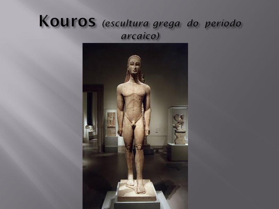 Kouros (escultura grega do período arcaico)