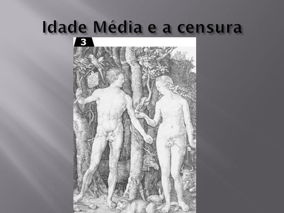 Idade Média e a censura