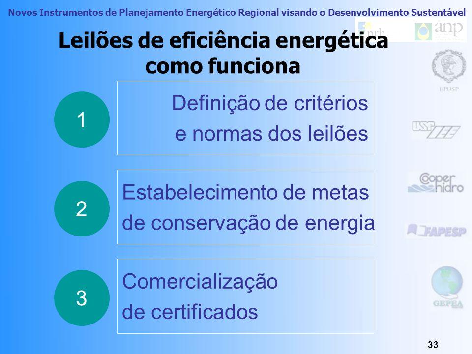 Leilões de eficiência energética como funciona
