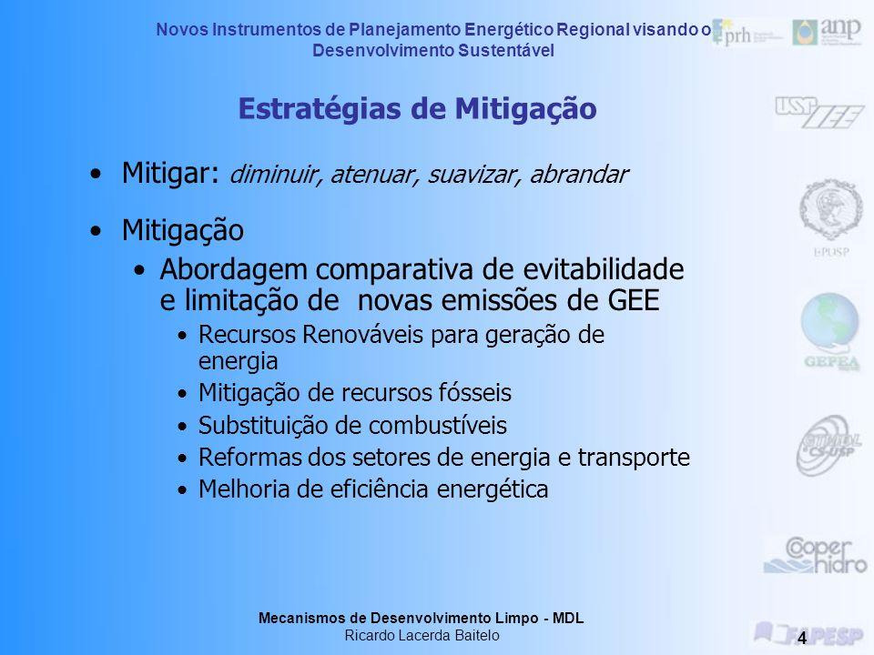 Estratégias de Mitigação