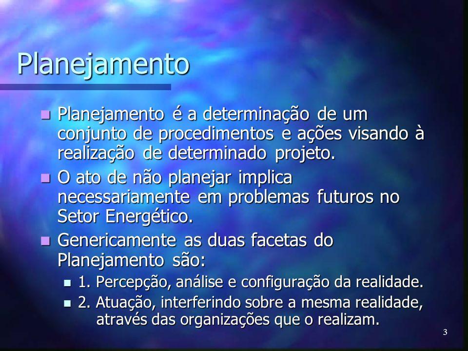 PlanejamentoPlanejamento é a determinação de um conjunto de procedimentos e ações visando à realização de determinado projeto.