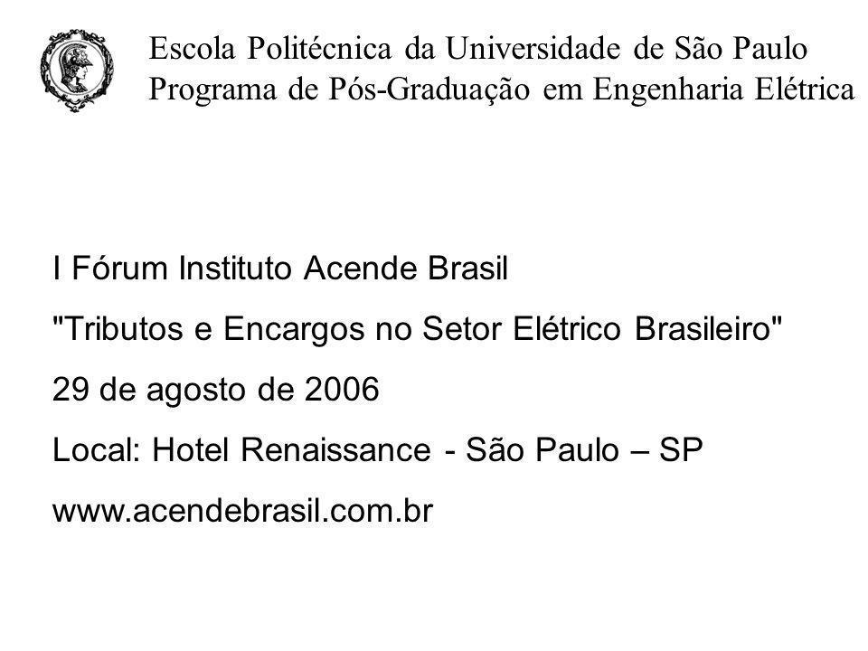 I Fórum Instituto Acende Brasil