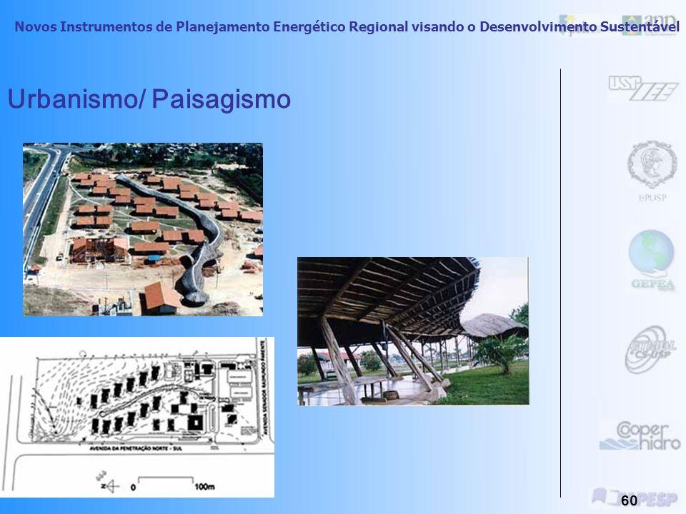 Urbanismo/ Paisagismo