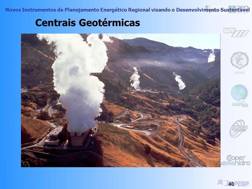 Centrais Geotérmicas