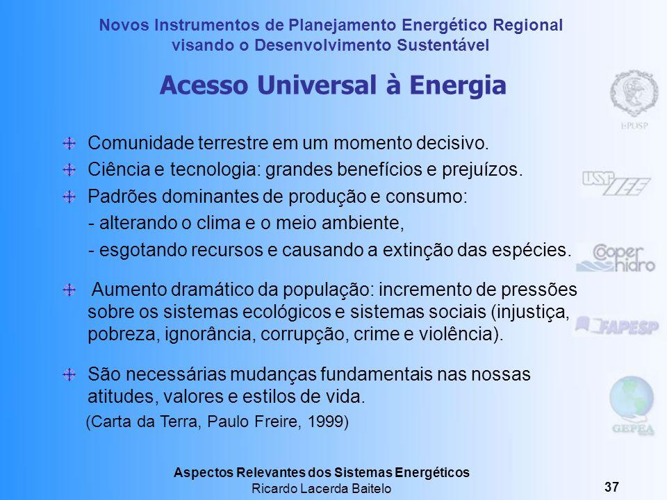 Acesso Universal à Energia