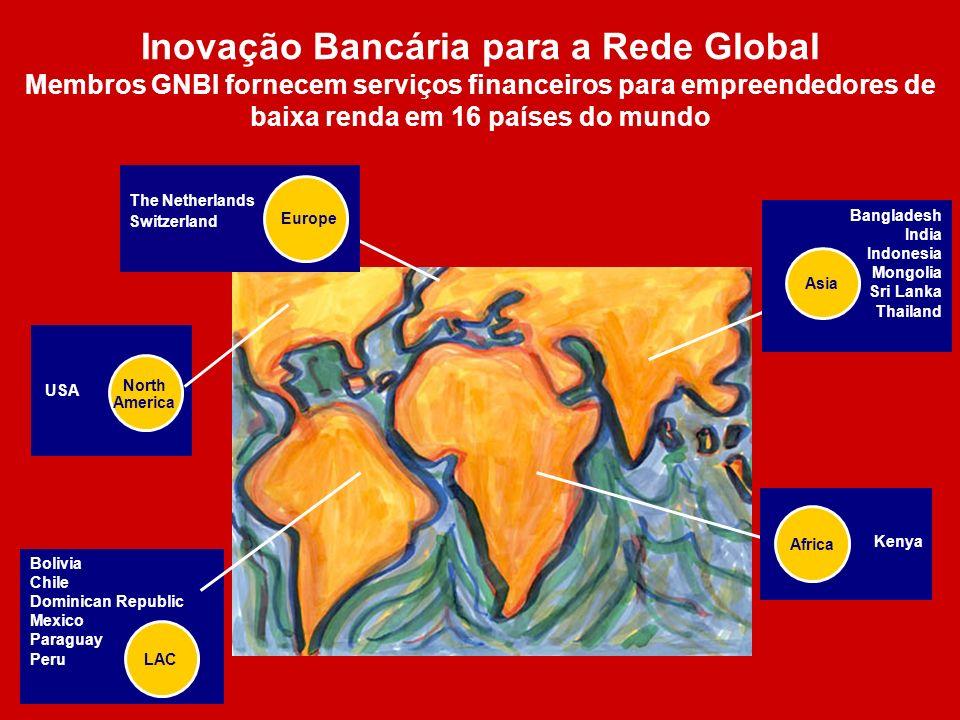 Inovação Bancária para a Rede Global