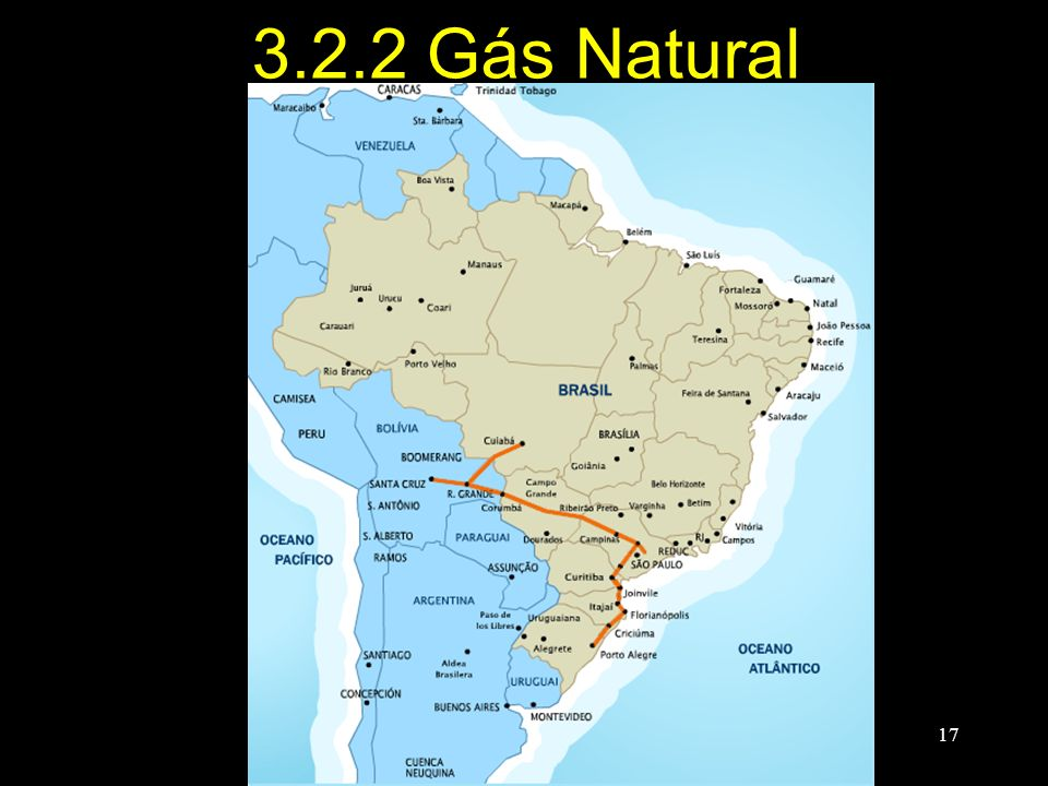 Qualificação 3.2.2 Gás Natural 25/03/2017