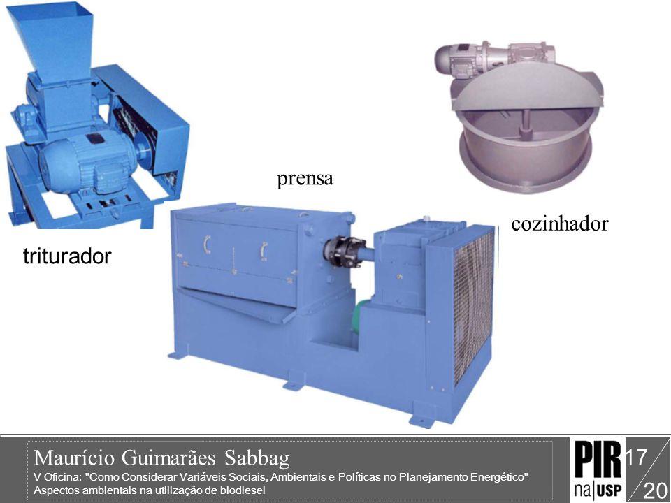 prensa cozinhador triturador