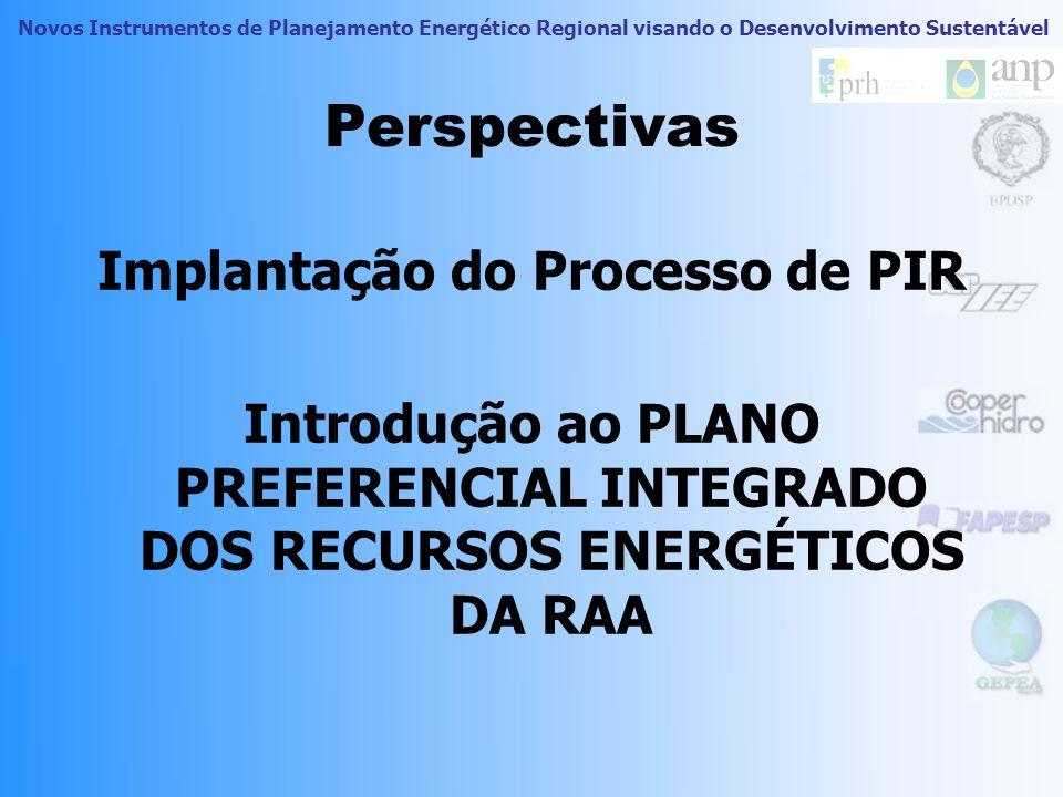Implantação do Processo de PIR