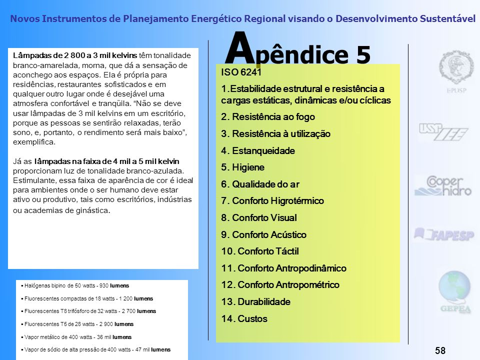 Apêndice 5