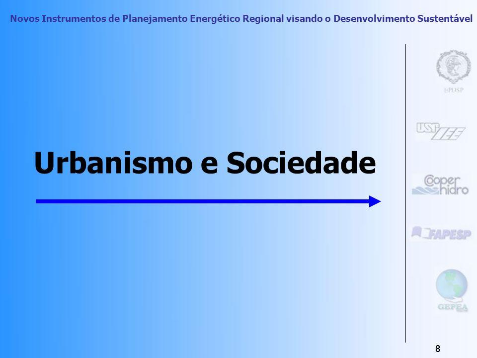 Urbanismo e Sociedade