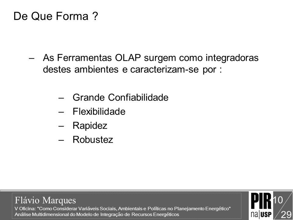 De Que Forma As Ferramentas OLAP surgem como integradoras destes ambientes e caracterizam-se por :