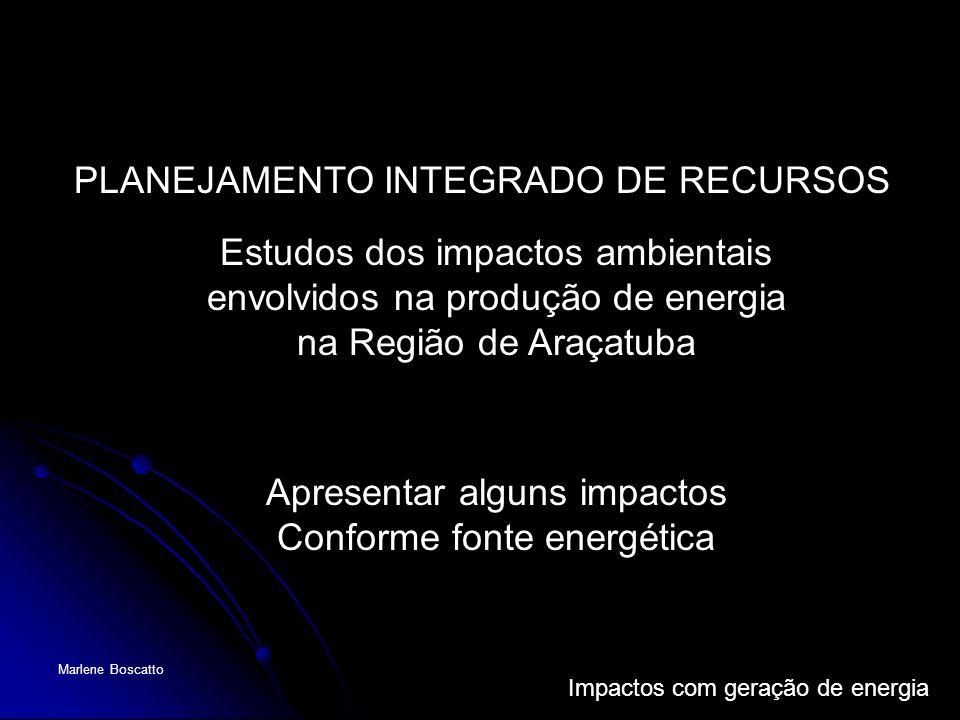 PLANEJAMENTO INTEGRADO DE RECURSOS