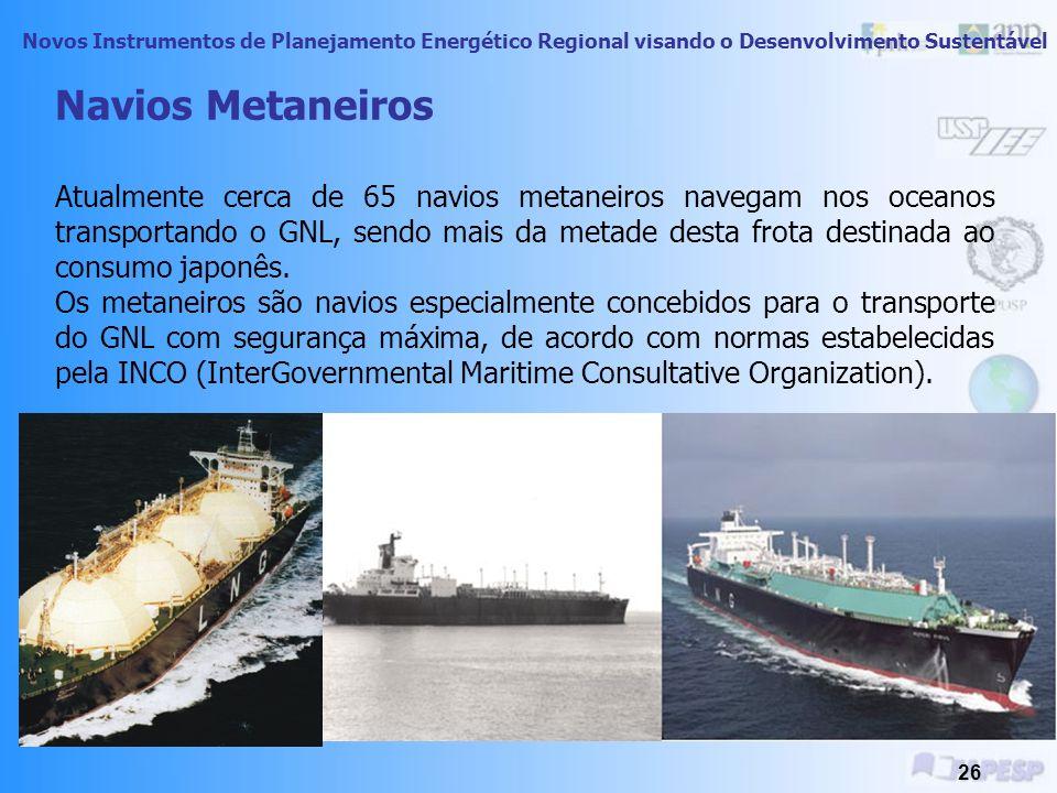 Navios Metaneiros