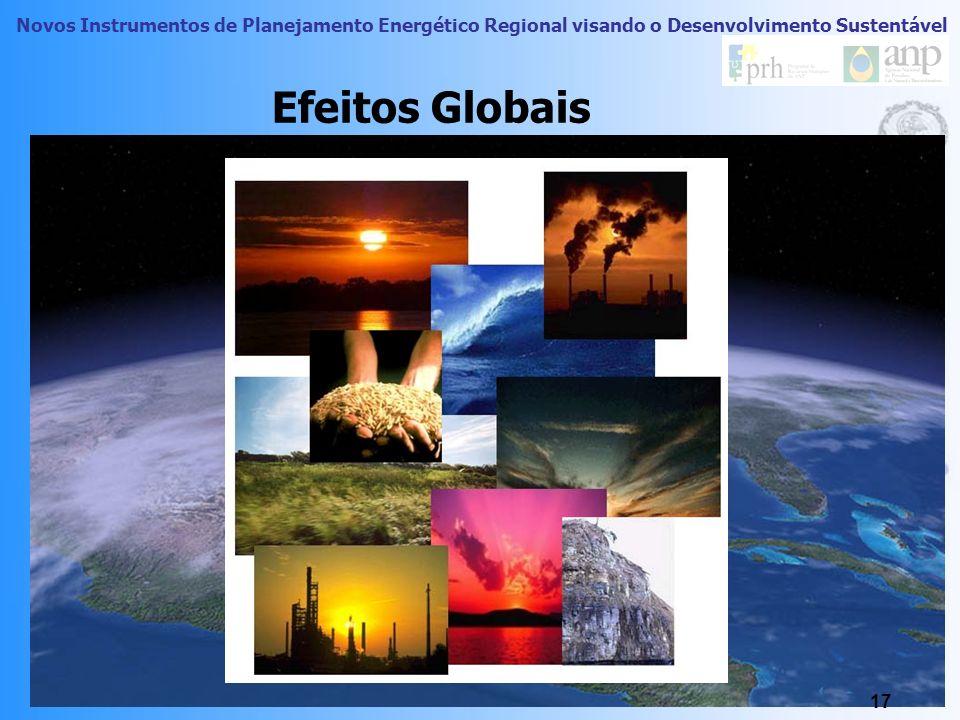 Efeitos Globais 17
