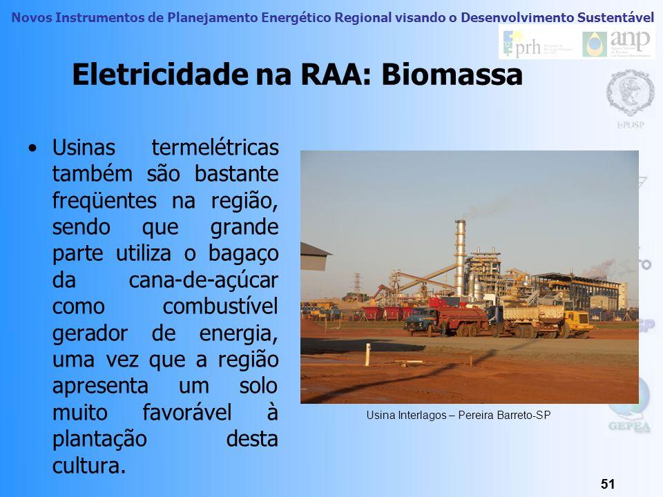 Eletricidade na RAA: Biomassa