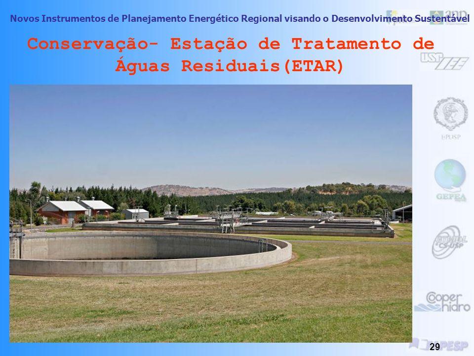 Conservação- Estação de Tratamento de Águas Residuais(ETAR)