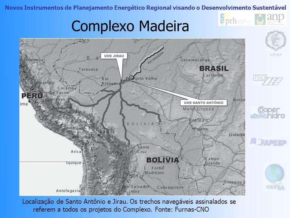 Complexo Madeira