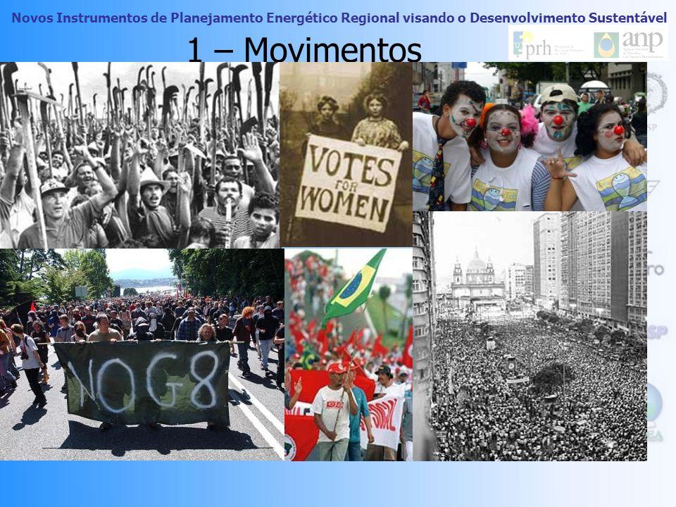 1 – Movimentos
