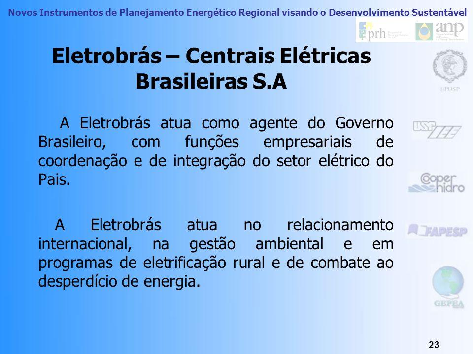 Eletrobrás – Centrais Elétricas Brasileiras S.A
