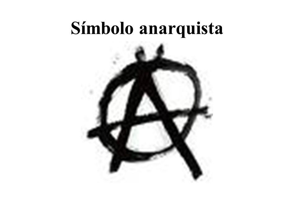 Símbolo anarquista
