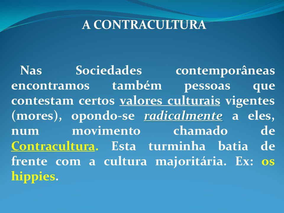 A CONTRACULTURA