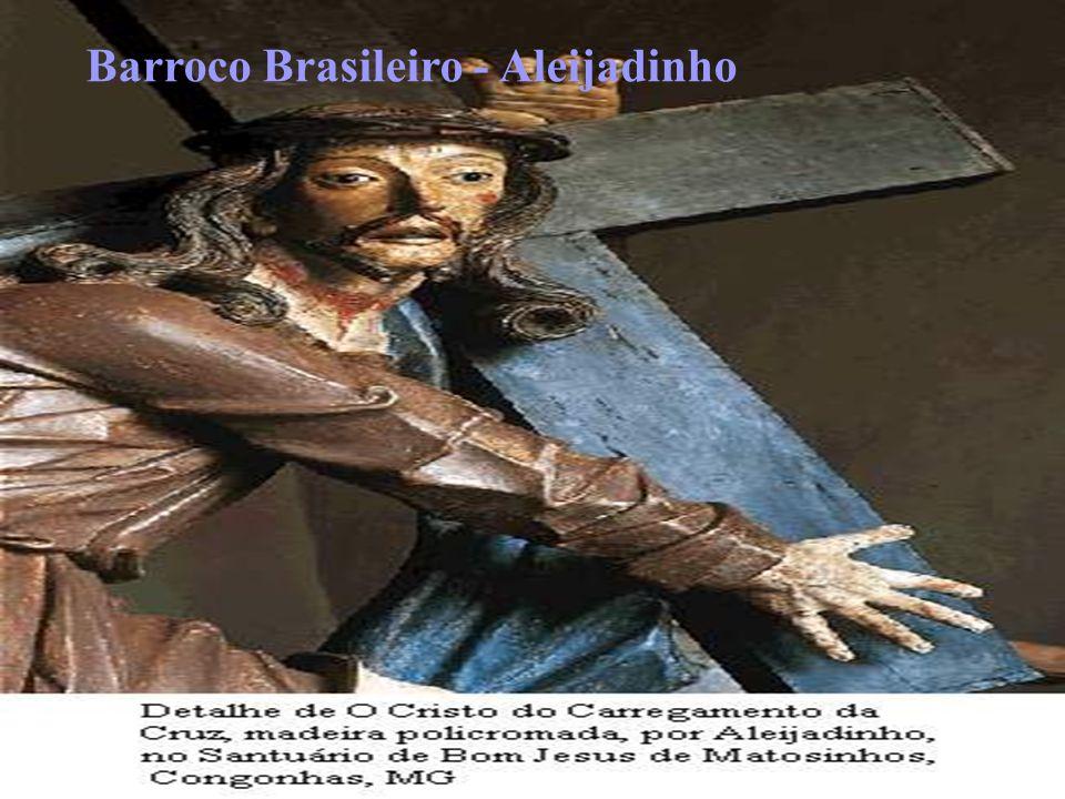 Barroco Brasileiro - Aleijadinho