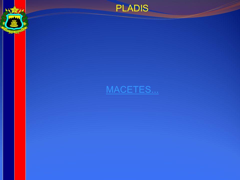 PLADIS MACETES...