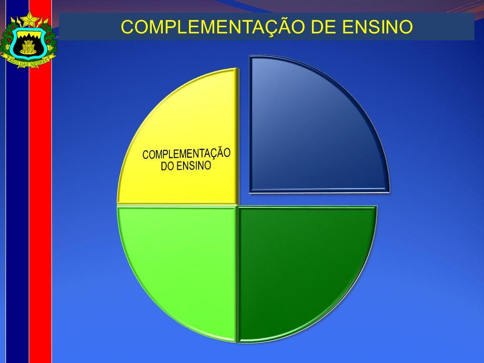 COMPLEMENTAÇÃO DE ENSINO